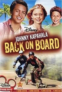 Amazon Com Johnny Kapahala Back On Board Brandon Baker