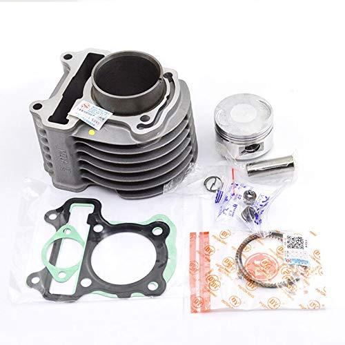 StoreDavid - Motorcycle Cylinder Kit Piston Ring Gasket For Honda BEAT110 BEAT 110 2011-2014