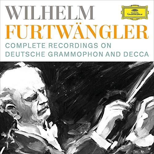 """Wilhelm Furtw""""ngler: Complete Recordings On Deutsche Grammophon and De [34 CD/DVD]"""