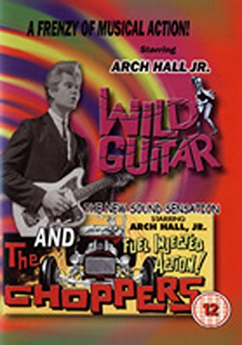 Wild Guitar 1962 & The Choppers 1961 (0)
