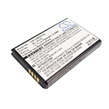 vintrons (TM) - 700mAh Battery For LG A340, Cosmos 2, Cosmos 3, Exalt, VN251, vn251s, vn360, Wine III, +vintrons Coaster