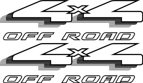 compare price to ford 150 4x4 stickers