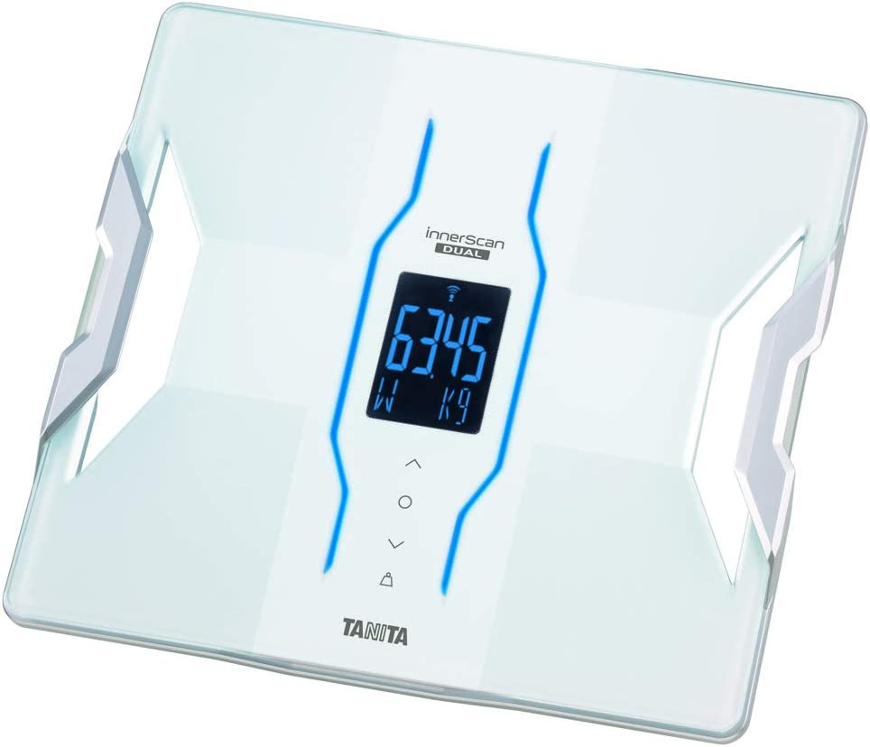 Tanita rd953Bluetooth Smart escala Cuerpo Composición Monitor