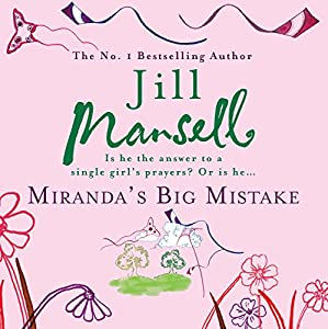 Miranda's Big Mistake Audiobook