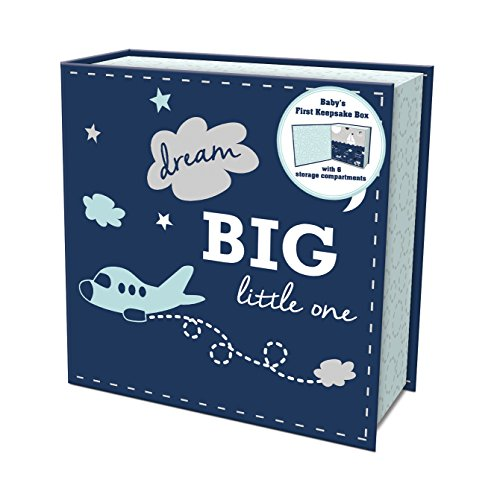 Lady Jayne Journey Baby's First Memory Keepsake Box ()