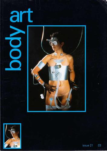 Body Art Issue 21