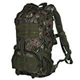 Elite Excursionary Hydration Backpack – Digital Woodland, Outdoor Stuffs