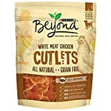 Purina Beyond Natural Dog Snack, White Meat Chicken Cutlets, 9-Ounce Pouch, Pack Of 1