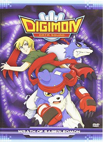 Digimon Data Squad - The Wrath of SaberLeomon ()