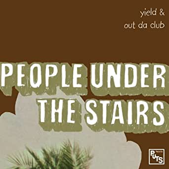 Yield Instrumental By People Under The Stairs On Amazon