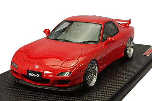 1/18 Mazda RX-7 (FD3S) Sprit R Type A(レッド) IG0200