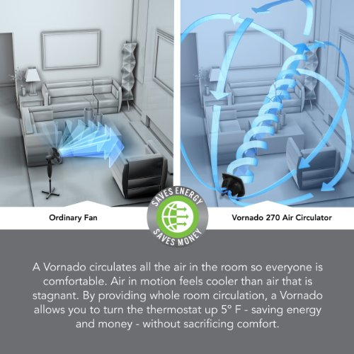 CR1-0119-06 V102 Whole Room Air Circulator