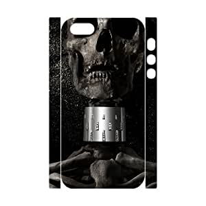Cool Painting Ghost Personalized 3D Cover Case for Iphone 5,5S,customized phone case case547854 wangjiang maoyi