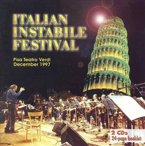 Italian Instabile Festival by Leo Records Uk