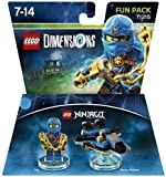 Legos Dimensions Ps4 Best Deals - LEGO Dimensions Fun PK NINJA JAY. Makes A Great Addition To Any Collection by LEGO