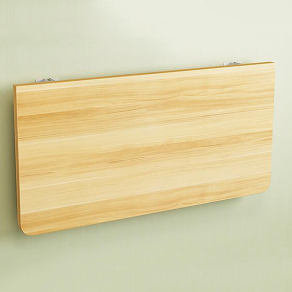 XIAOLIN 小さなアパート壁掛け式折り畳みテーブルダイニングテーブル家庭用壁掛けコンピュータデスクブックテーブル壁テーブル壁掛け型落書きテーブルオプションの色とサイズ (色 : 04, サイズ さいず : 80*50) B07D58LW1Z 80*50|04 4 80*50