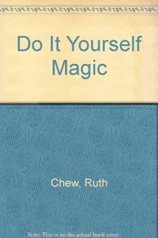 book cover of Do It Yourself Magic