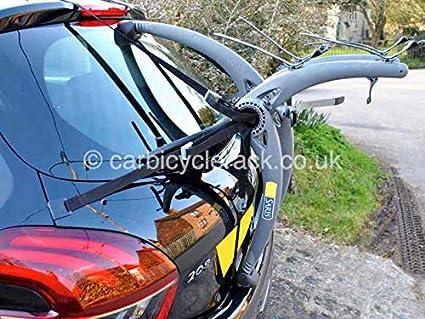 CARBICYCLERACK Peugeot 208 - Soporte para Bicicletas: Amazon.es ...