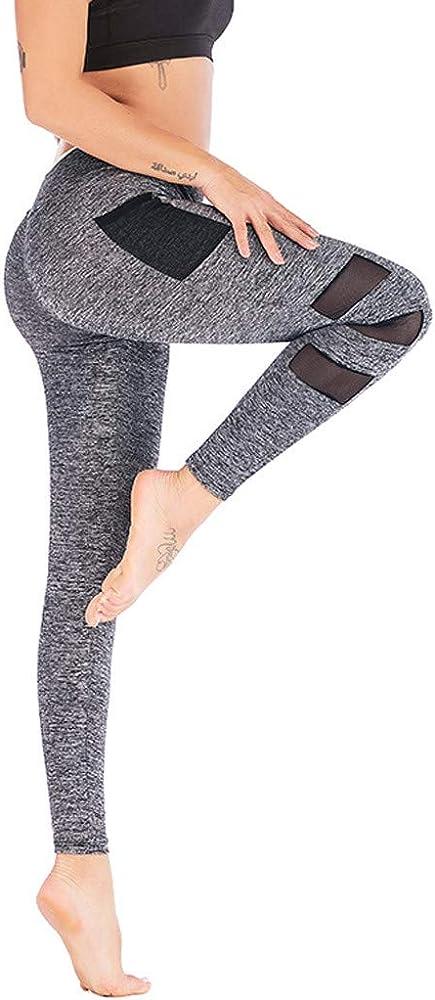 Leggings Impresión Pantalones de Yoga, YpingLonk Telefono movil ...