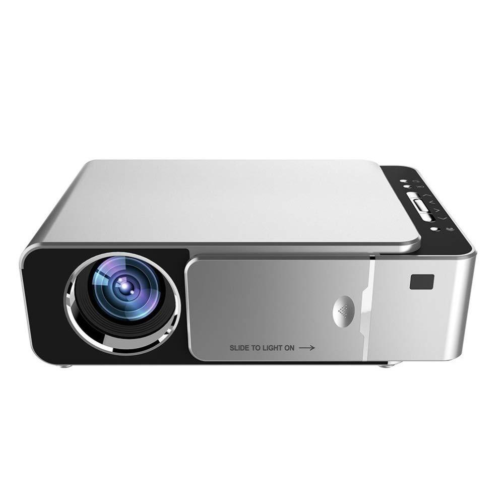 Proyector digital portátil 2600LM LED HD 1280X720p Inicio Edición ...