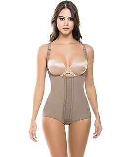 5ae44199c29c6 Fajate Colombian Shapewear 472 473 Post Surgery Compression Garment 3 Hooks  Ultra Slimming Body Shaper