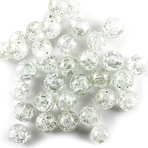 Pearls Clear Crystals Jewelry (Luxury & Custom {7mm} of Approx 54 Individual Loose Small Size Crystal
