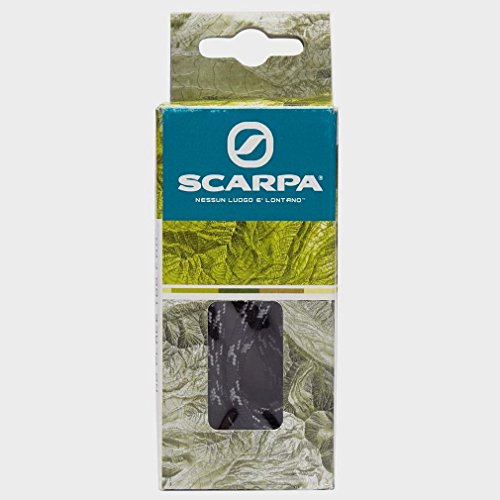 Scarpa Fab Lace 140cm, Black, One Size
