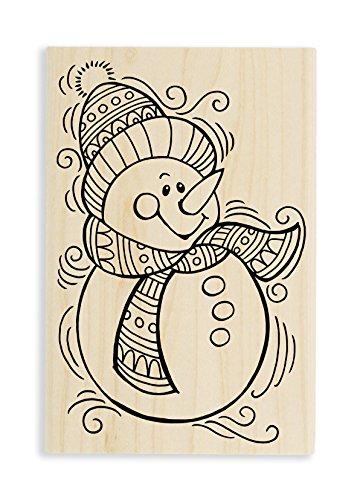 Wood Snowman Patterns - 5