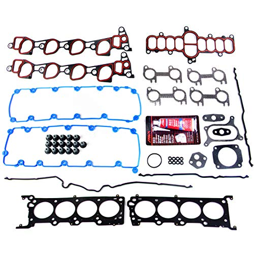 cciyu Head Gasket Kit for Expedition Ford F150 Lincoln Navigator F350 Super Duty 1997-1999 Replacement fit for HS9790PT-11 Head Gaskets Set Kits - Ford Expedition Head Gasket