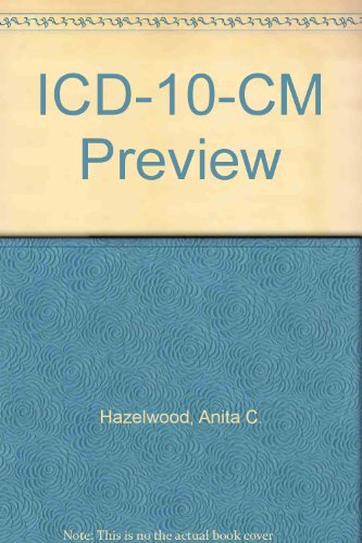 ICD-10-CM Preview