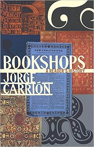 Bookshops: A Reader's History (Biblioasis International