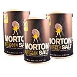 Morton Iodized Salt 26oz 3pcs