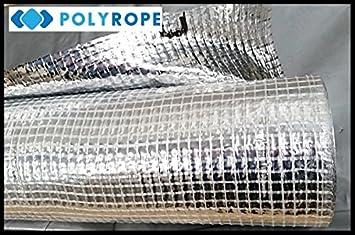 Dach Dampfsperre Warme Isolierungsmembranfolie Aus Metallisiertem