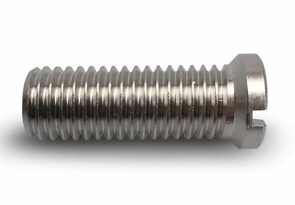 M12 Gewinde Hohlraumschraube für Exzenter Siebkorbventile 40 mm Länge