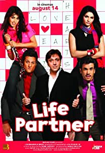Life Partner (Hindi Movie DvD / Bollywood Movie / Indian Cinema / Govinda)