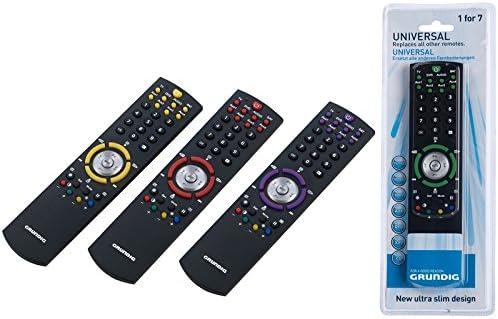 Grundig 7 en 1 universal de mando a distancia: Amazon.es: Electrónica
