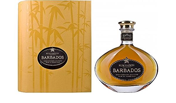 Rum Nation - Ron Barbados 12 años Anniversary Decanter ...
