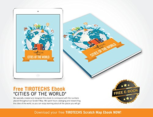 Buy scratch off map by tirotechs new scratch off world map best scratch off map by tirotechs new scratch off world map best scratch off map of the world free ebook world map scratch off travel map tan gumiabroncs Image collections
