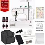 CoverPro 900CPX Coverstitch Machine with Bonus Accessories by Janome