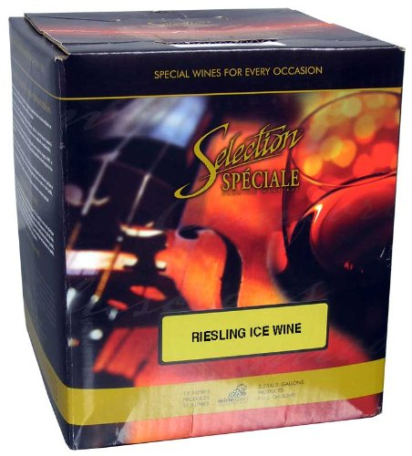 Canada Ice Wine (Midwest Homebrewing and Winemaking Supplies B0064C9TM8 FBA_Does Not Apply Riesling Ice Wine (Selection Speciale))