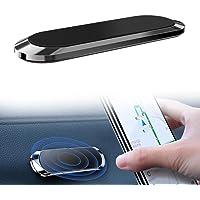 Jxfrice Mini Magnetische Auto Mount Telefoonhouder,Sterke Magneet Mobiele Telefoon Houder voor auto Dashboard…