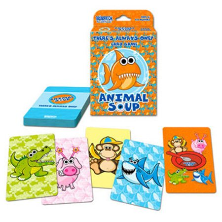 Game Animal Soup - Animal Soup Card Game