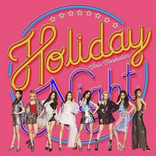 Girl's Generation - [Holiday Night] Holiday Version 6th Album CD+80p Booklet+1p PhotoCard SNSD K-POP SEALED