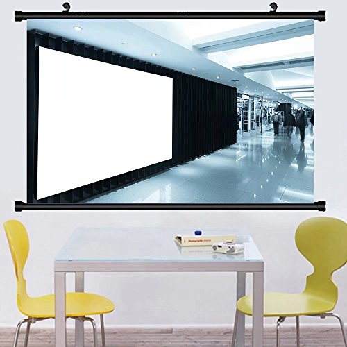 Gzhihine Wall Scroll Posterbillboard in shopping mall corridor ,Wall Art Paiting on Canvas 35