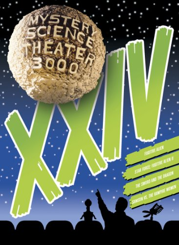 Mystery Science Theater 3000: XXIV -