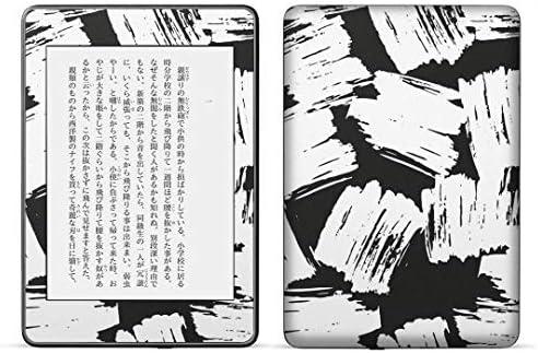 igsticker kindle paperwhite 第4世代 専用スキンシール キンドル ペーパーホワイト タブレット 電子書籍 裏表2枚セット カバー 保護 フィルム ステッカー 050823