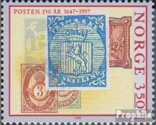 Prophila Collection Noruega Michel.-No..: 1195II, desaparecido ...