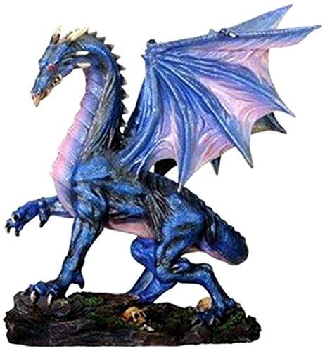 Blue Winged Dragon (Custom & Unique {8