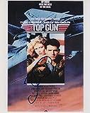TOM CRUISE (Top Gun) signed 8x10 photo