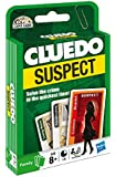 Cluedo Suspect Card Game